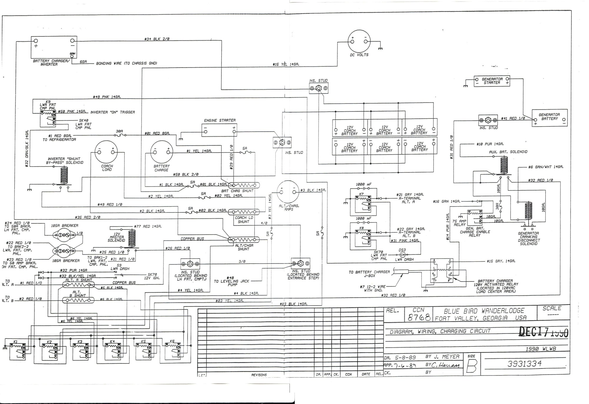 hight resolution of bluebird wiring diagrams wiring diagram for you rh 14 7 4 carrera rennwelt de blue bird vision school bus bluebird bus wiring schematics