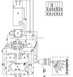alternator wiring diagram briggs trusted schematics diagram rh roadntracks com briggs and stratton stator wiring diagram [ 1180 x 1794 Pixel ]