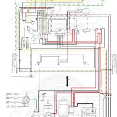 Vw Dune Buggy Wiring Diagram Pontiac G6 Front Speaker Ignition Switch Library