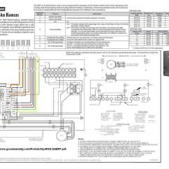 Goodman Awuf Air Handler Wiring Diagram Flower Career Inspirational