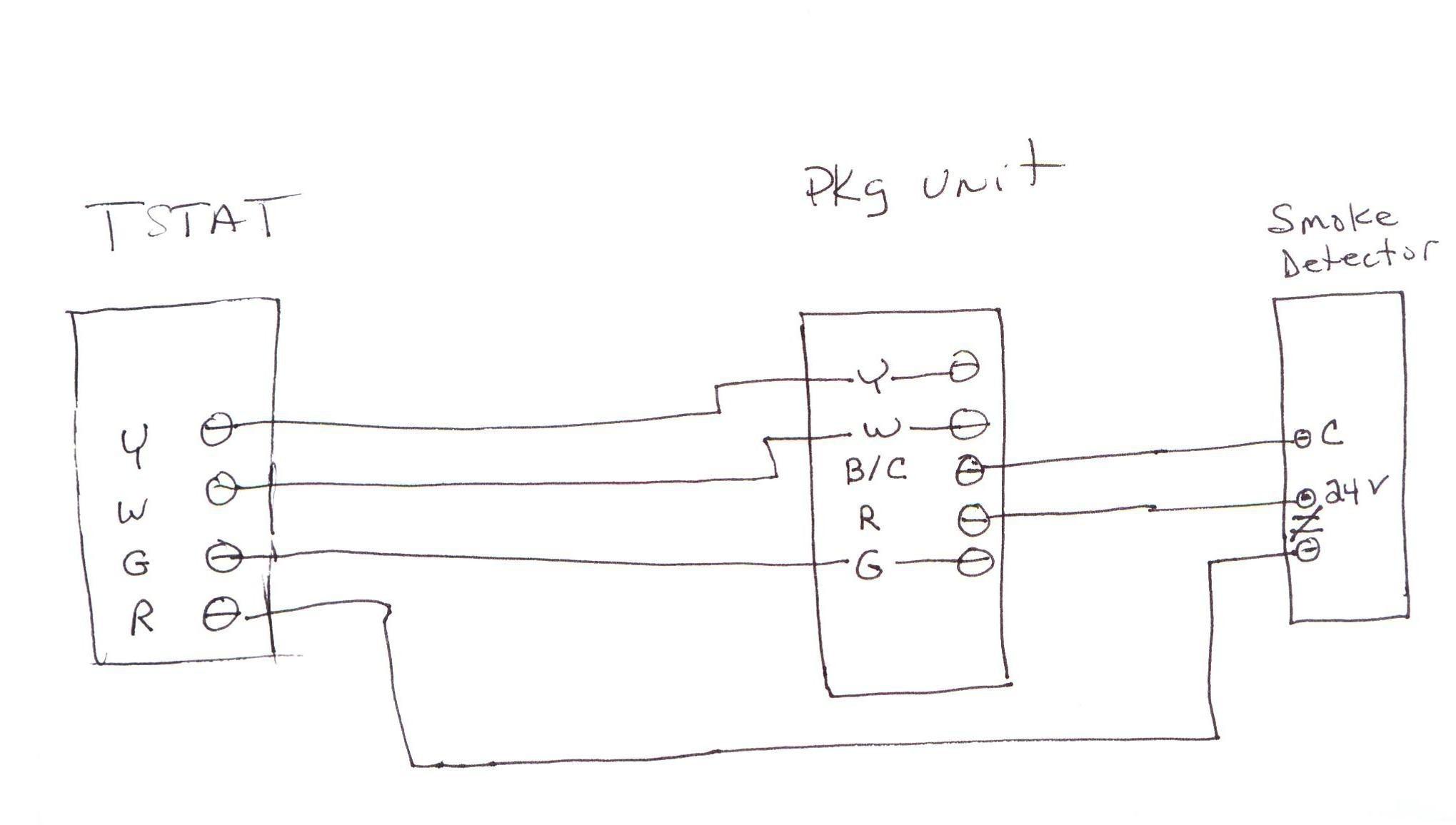 wiring diagram for interconnected smoke detectors makeup brush alarms new