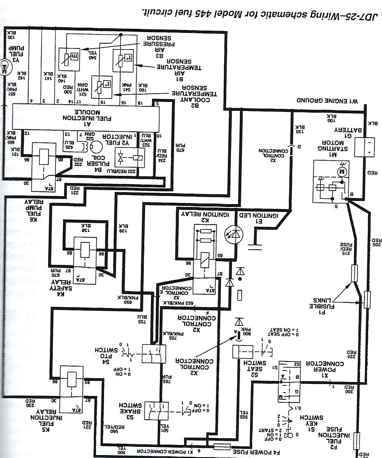 hight resolution of john deere lt 133 wiring diagram wiring diagram image john deere 180 wiring diagram john