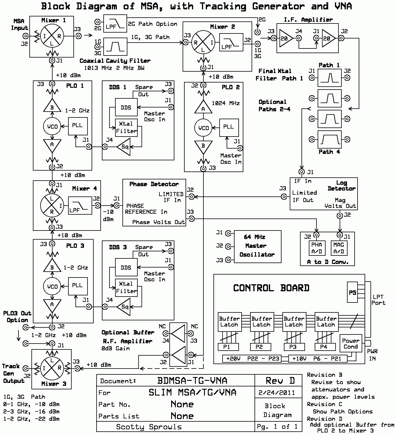 pc power wiring diagram
