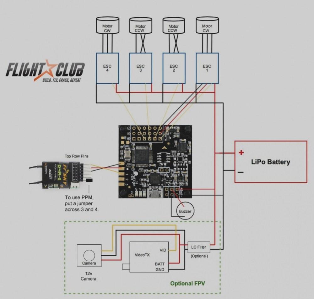 medium resolution of wiring diagram quadcopter quad motor valid beautiful schematic
