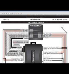 remote car starter wiring diagram ready  [ 1440 x 1080 Pixel ]
