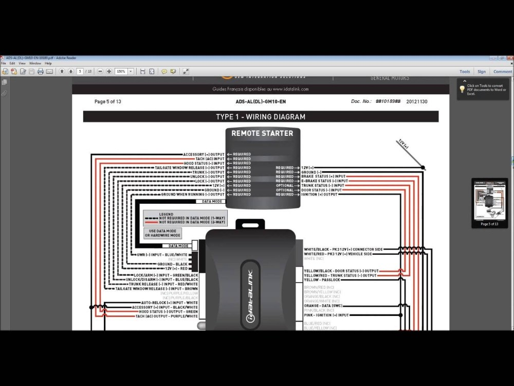 medium resolution of remote car starter wiring diagram ready