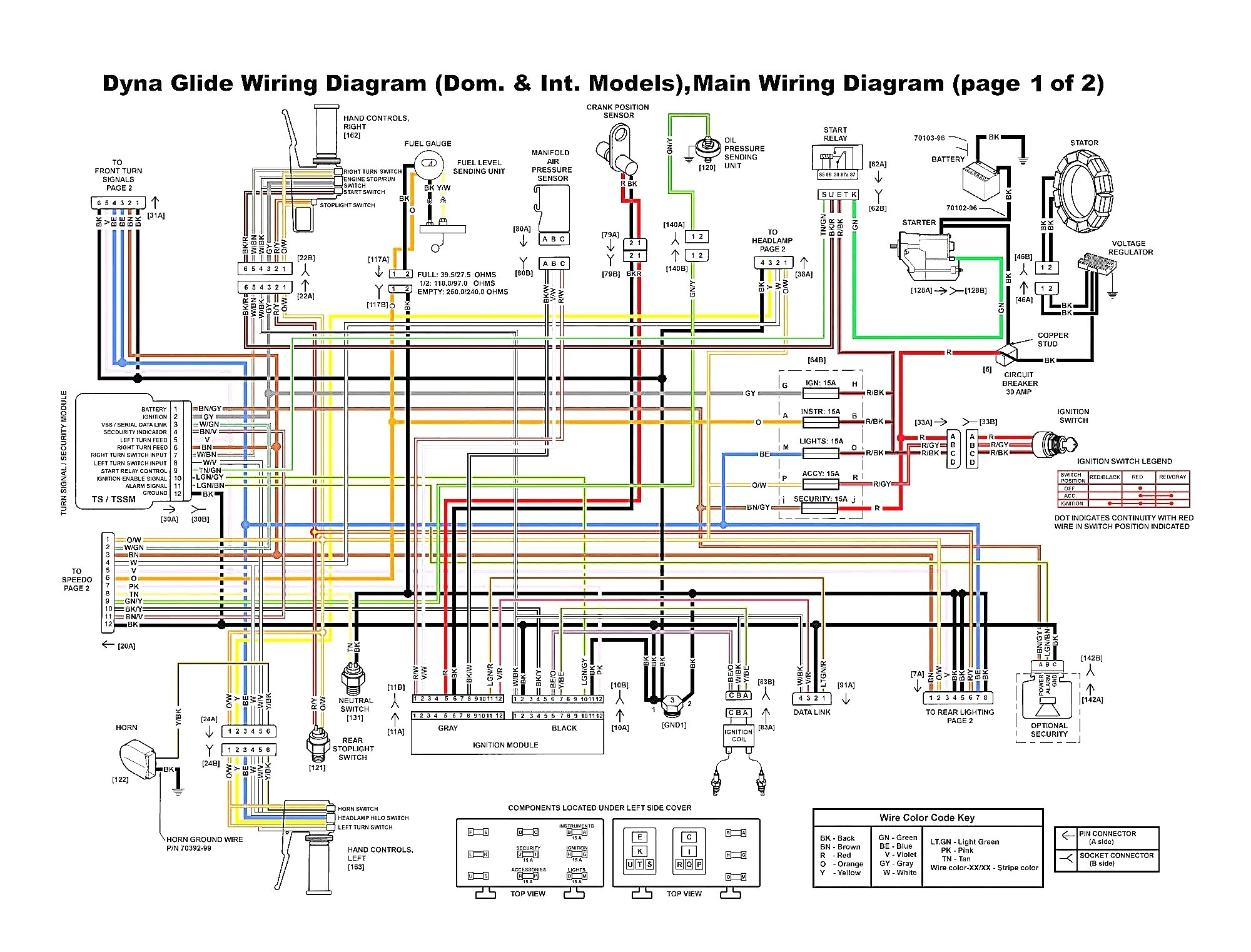 hight resolution of harley davidson wiring schematic schema diagram database harley davidson pulse ignition electrical schematics and wiring get