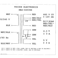 Single Phase 220 Wiring Diagram Jdm Ae86 240 Vac Transformer