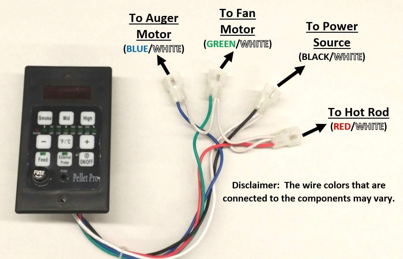 Pid Controller Smoker Wiring Diagram