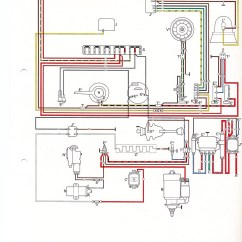 Vw Alternator Conversion Wiring Diagram Electrical Light With Switch Beetle Voltage Regulator Unique