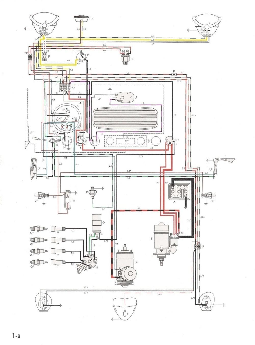 medium resolution of wiring diagram for vw generator best beetle generator wiring diagram inspirationa alternator wiring
