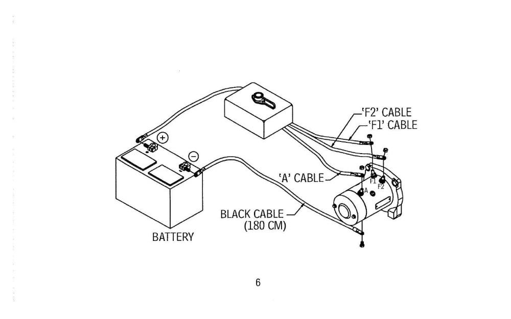 medium resolution of warn a2000 wiring diagram manual e books warn winch remote control warn a2000 winch wiring diagram