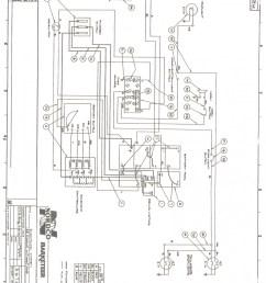 ezgo golf cart wiring diagram 36 volt 1998 auto electrical wiring western golf cart wiring  [ 1520 x 1979 Pixel ]
