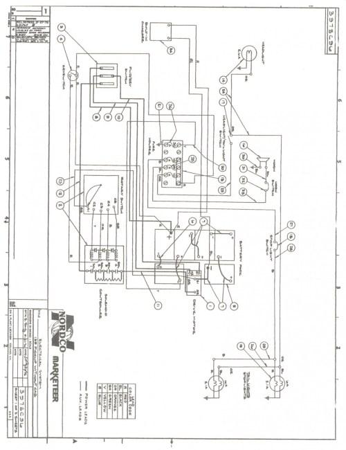 small resolution of  ezgo golf cart wiring diagram 36 volt 1998 auto electrical wiring western golf cart wiring