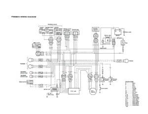 Yamaha 80cc Atv Wiring Schematic | Wiring Diagram Database