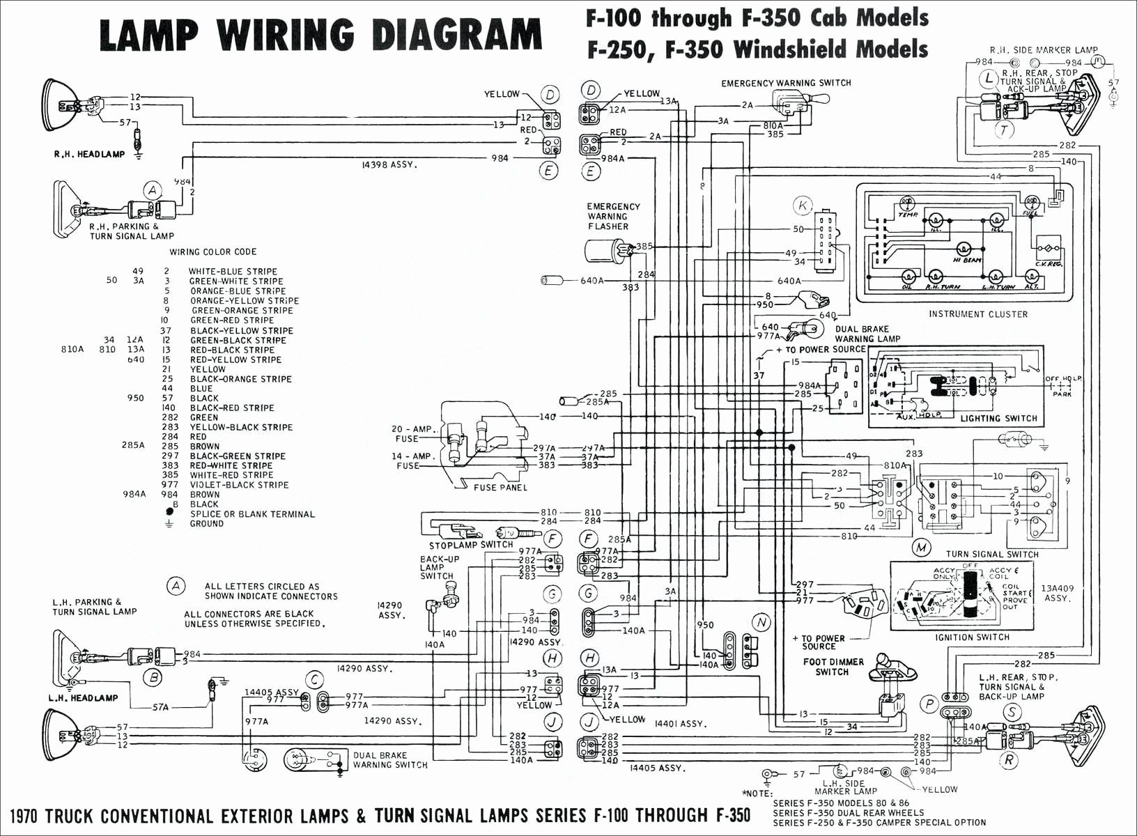 Chevy S10 Headlight Wiring Diagram