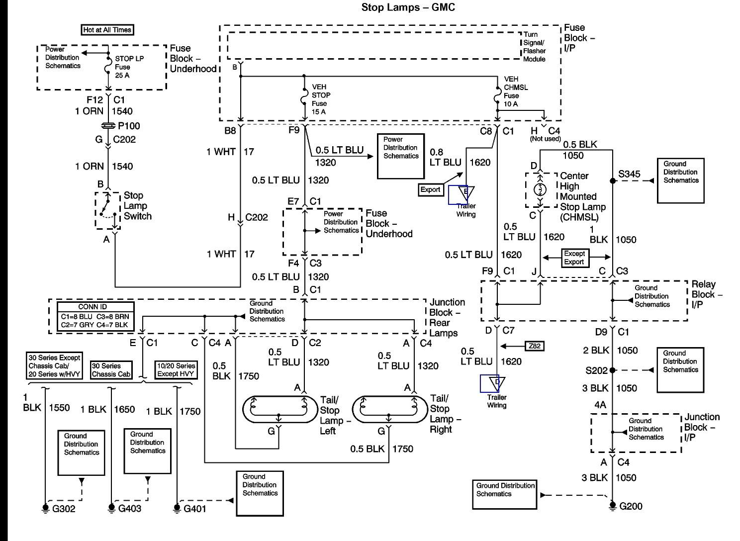 F350 Wiring Diagram For Rear Tail Lights Elegant