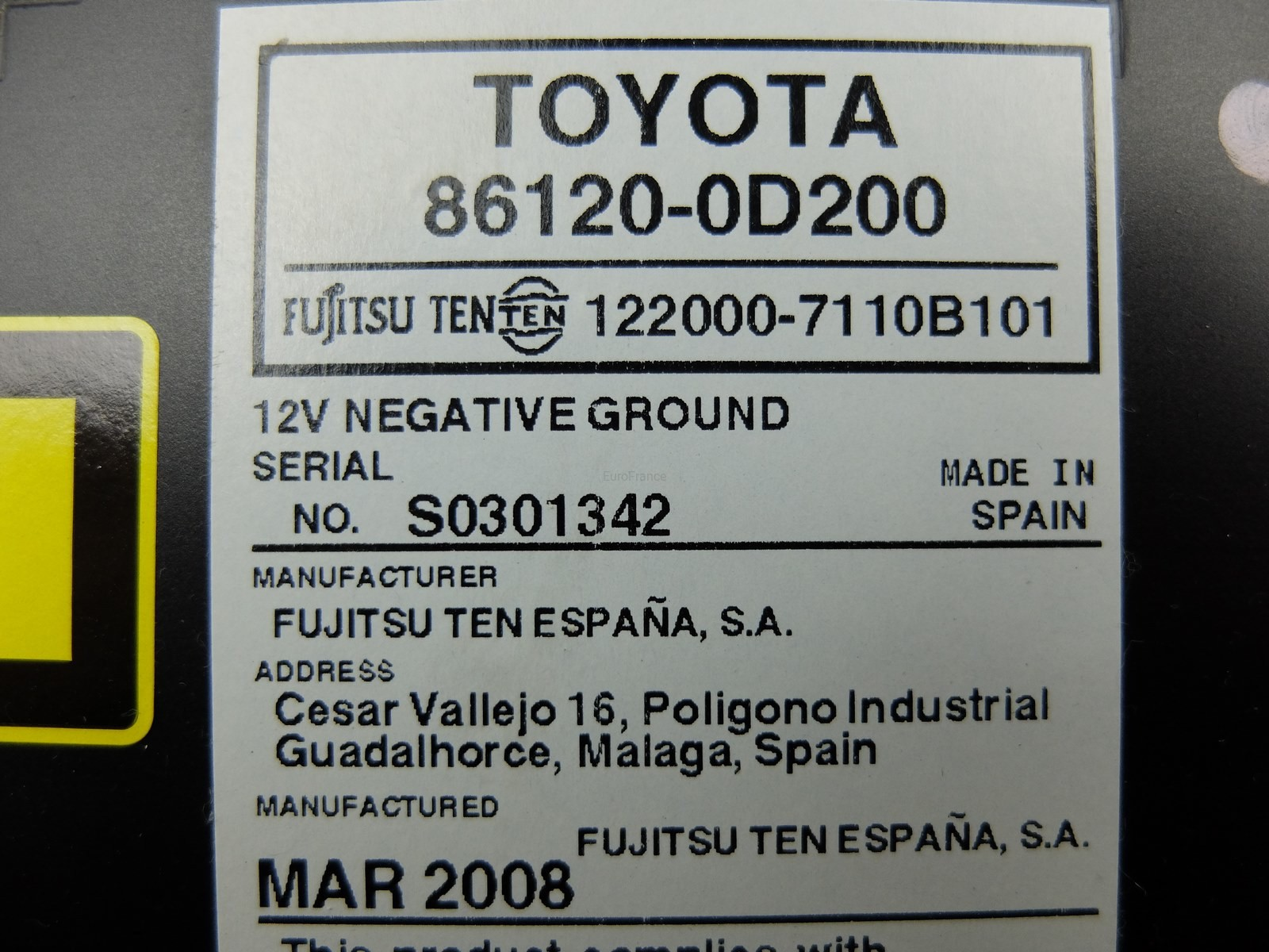 Wiring Diagram Toyota Yaris