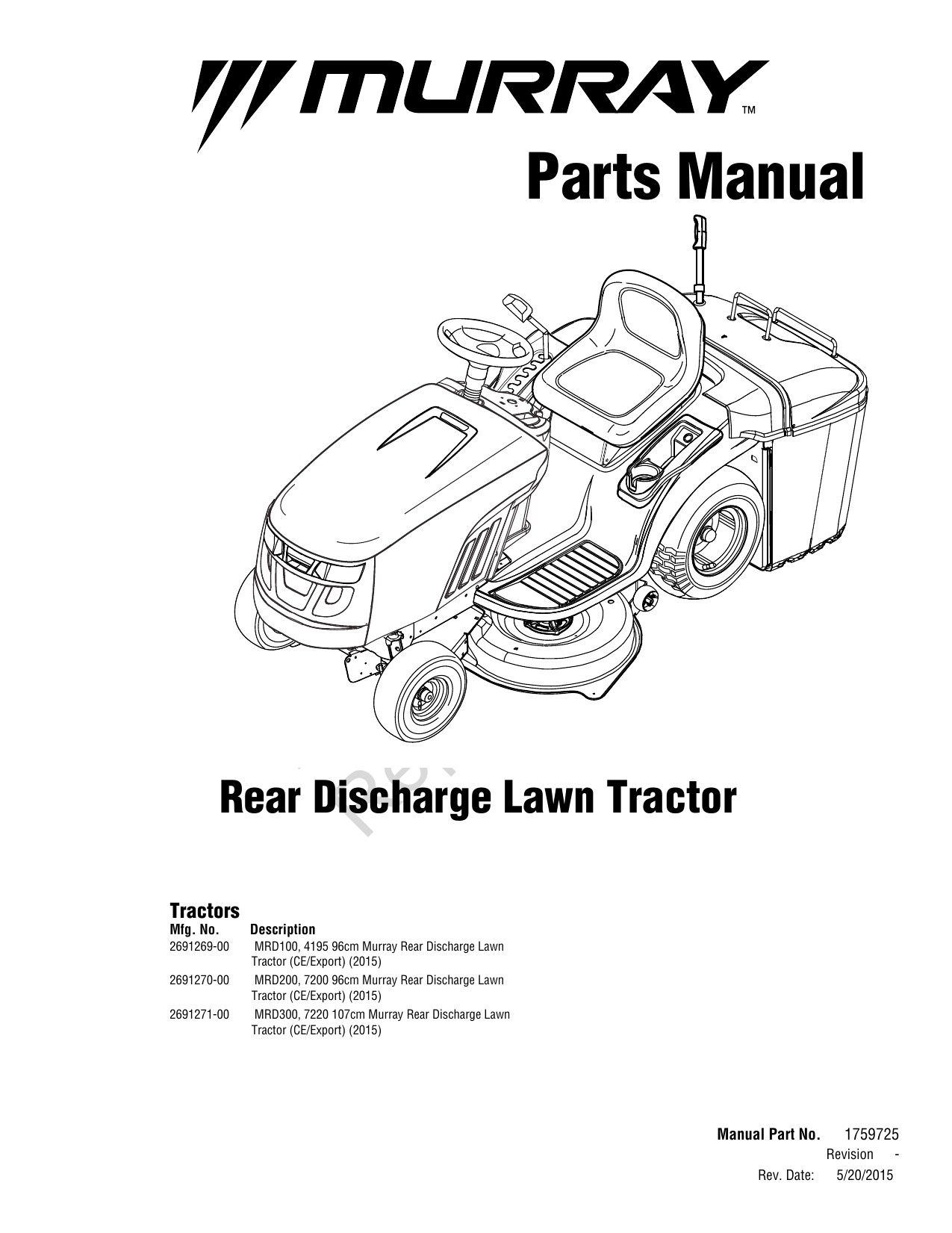 Murray Wiring Diagram Front Engine Best Of