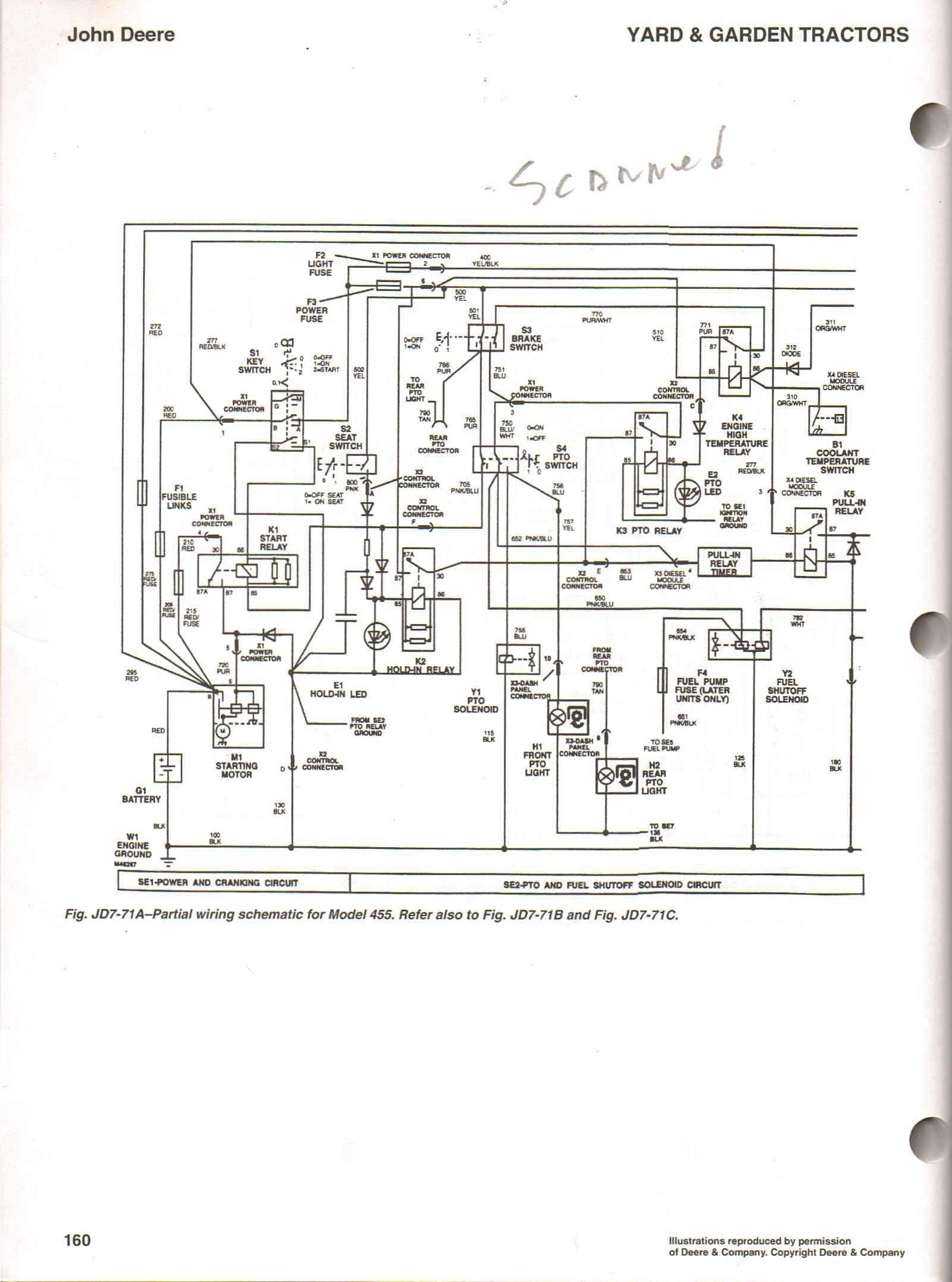 [DIAGRAM] John Deere X530 Wiring Diagram FULL Version HD