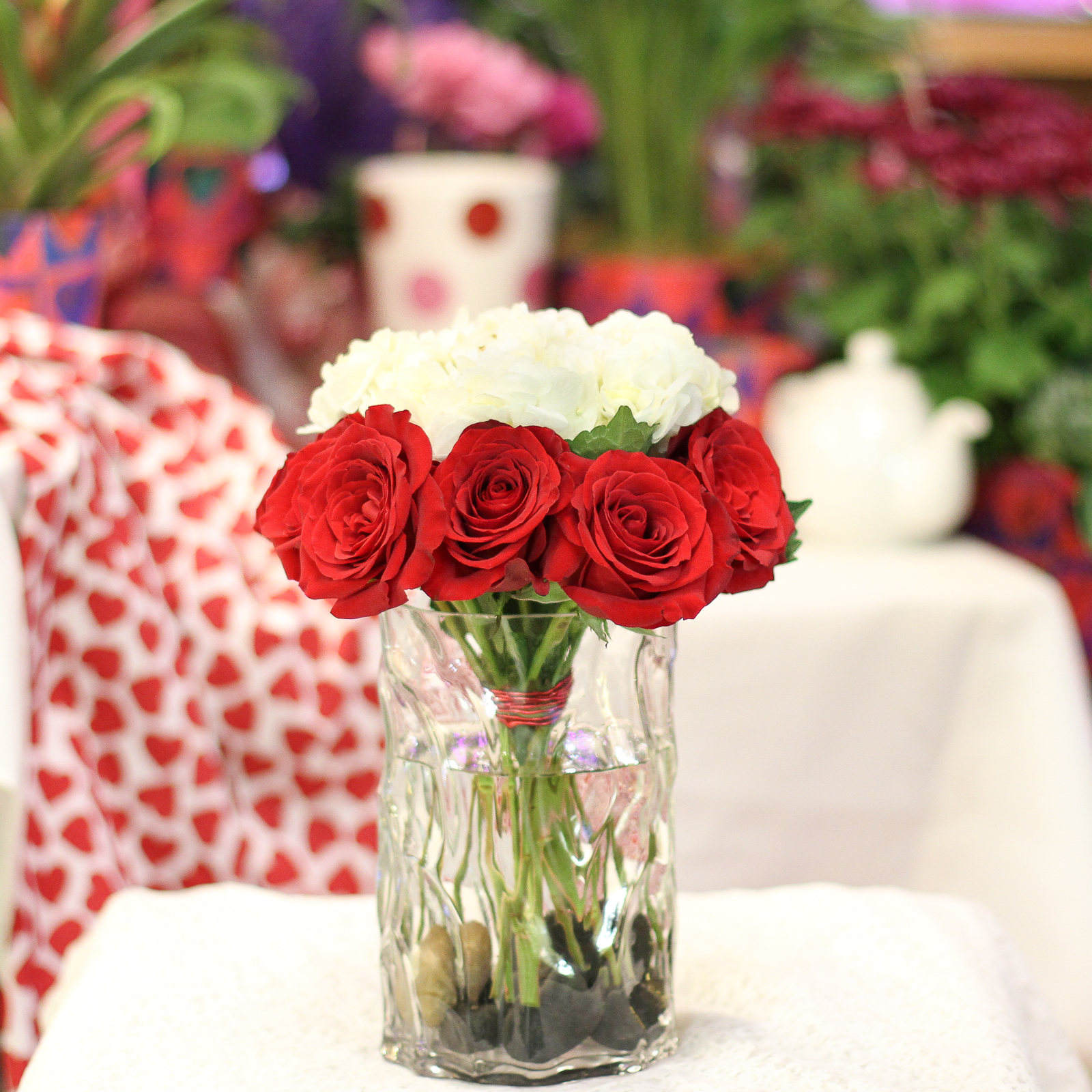 New Line of Valentine's Day Flowers { Twin Cities Minneapolis Area Delivery }