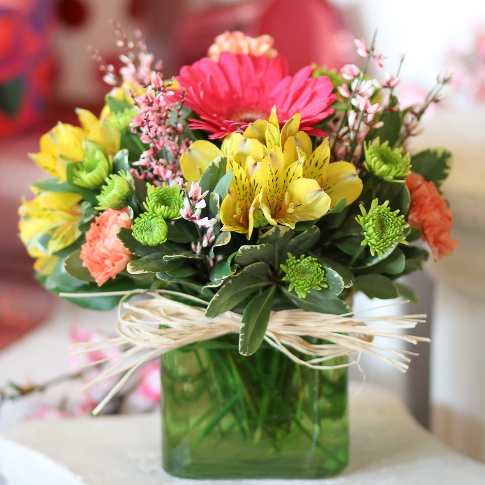 Keepin' those Flowers Fresh { Anoka MN Favorite Florist }
