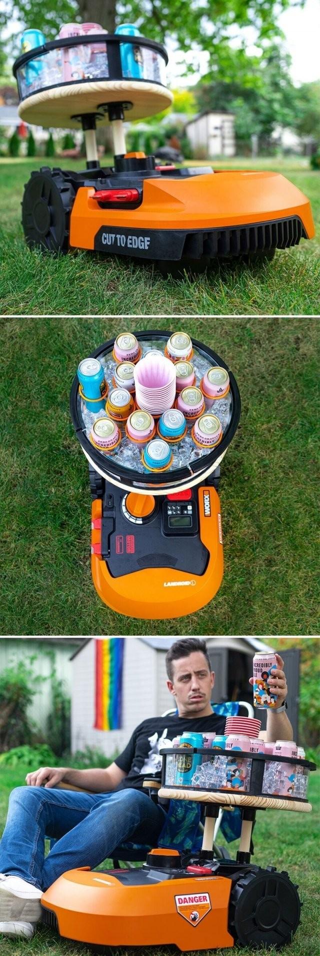 Мэтт Бенедетто представил новую порцию странных изобретений (15 фото)