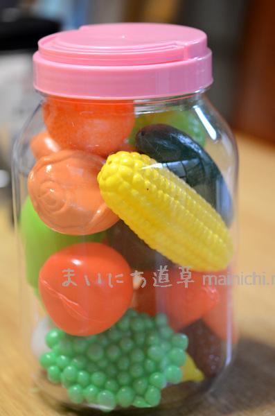 プラスチックボトル付き