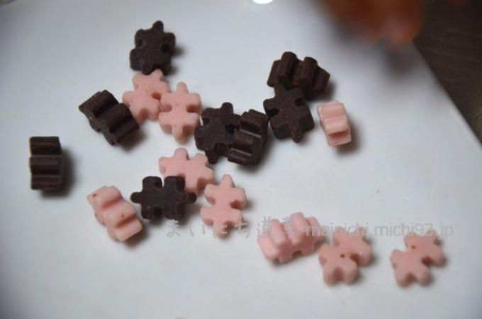 チョコみたいなソフトキャンディ