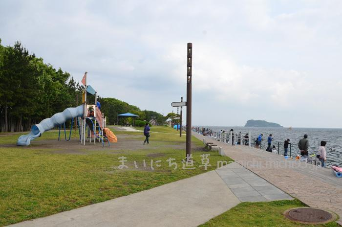 横須賀市「海辺つり公園」
