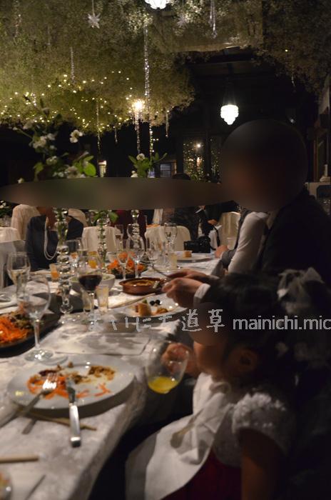 素敵な結婚パーティー