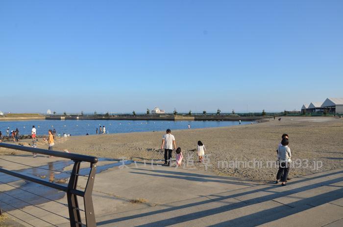 人工海浜 かわさきの浜