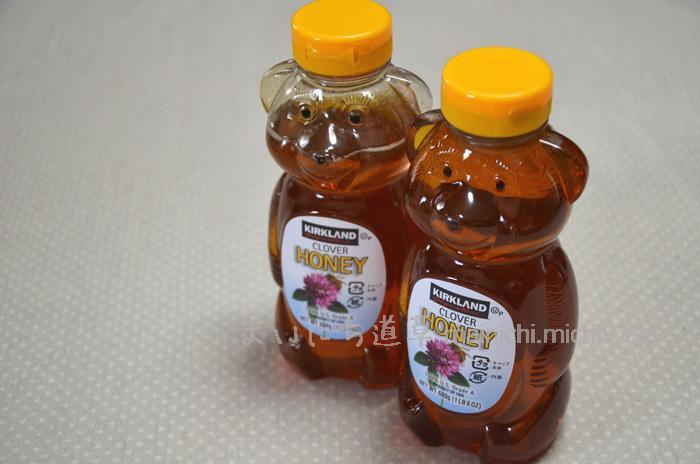 コストコのくまさんハチミツ