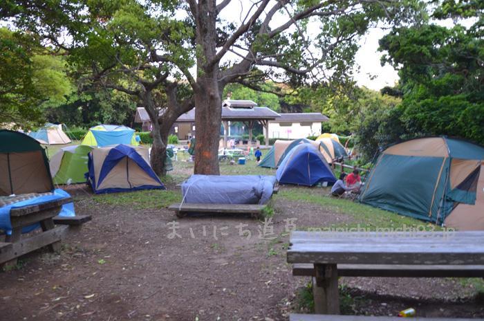 第2キャンプ場