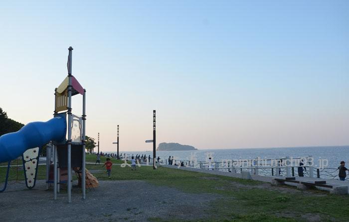 横須賀海辺つり公園の遊具