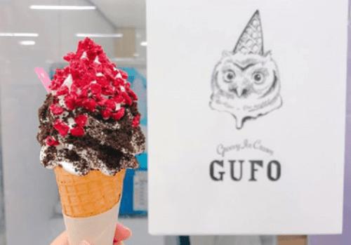 グルーヴィ アイスクリーム グーフォ