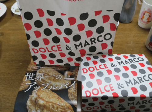 DOLCE&MARCO 世界一のアップルパイ