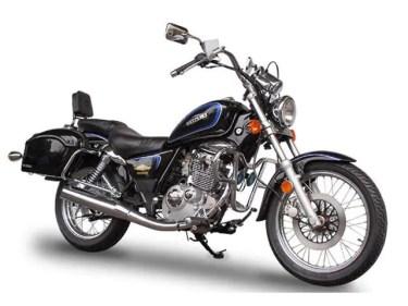 125ccアメリカンバイクのおすすめ!乗車レビューインプレまとめ