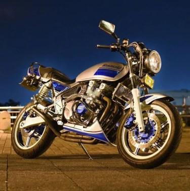 ゼファー400&Χのカスタムバイクやおすすめカスタムパーツを紹介!スペックやインプレなど