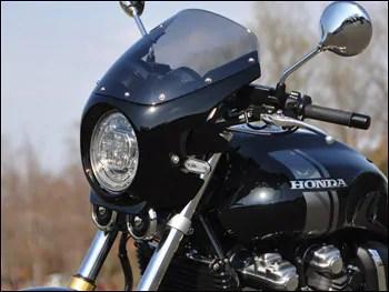 バイクのビキニカウルとはどんなもの?種類や効果はどのくらい?
