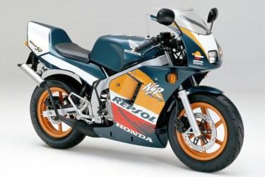 2ストローク原付レーサーNSR50とはどんなバイク?スペックやおすすめカスタム紹介!