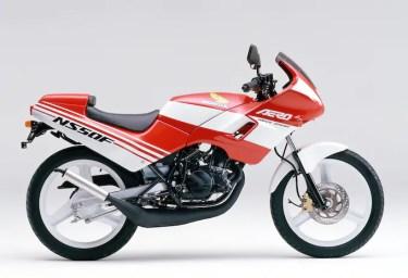 ホンダのMT原付バイクNS50Fのスペックや最高速度はどれくらい?カスタム方法紹介