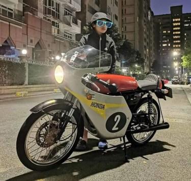ホンダのレトロ原付「ドリーム50」のカスタムバイクやおすすめカスタムパーツを紹介!