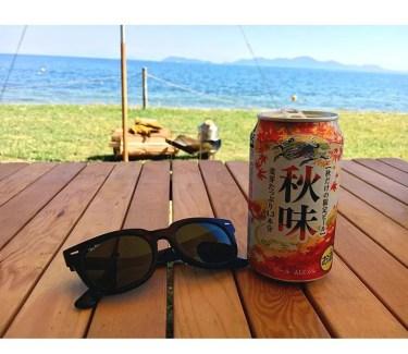 青柳浜キャンプ場を本音レビュー!設備や施設をブログで紹介!周辺の温泉情報も!