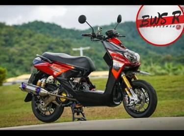 ヤマハBW'S125(ビーウィズ)のカスタムバイクやおすすめカスタムパーツを紹介!
