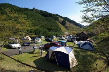みつえ青少年旅行村キャンプ場はどんな場所?設備や施設をブログで紹介!周辺の温泉情報も!