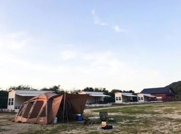 淡路じゃのひれオートキャンプ場はどんな場所?設備や施設をブログで紹介!周辺の温泉情報も!