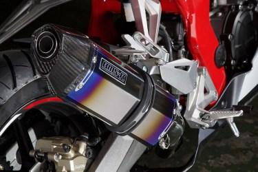 ホンダCBR250RR人気のおすすめマフラーカスタム!各メーカー別排気音まとめ!