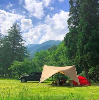 あさひプライムキャンプ場はどんな場所?設備や施設をブログで紹介!周辺の温泉情報も!