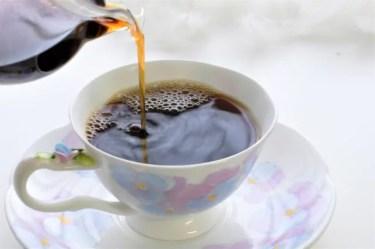 コーヒーのクロロゲン酸量はどれくらい?効果はあるの?